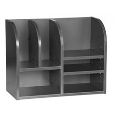 Cubico Curve Desktop Pigeon Hole Unit has a perfect blend of modern design and efficacy. It can be conveniently used to store, organize and display anything from books and journals to framed pictures and decor pieces.