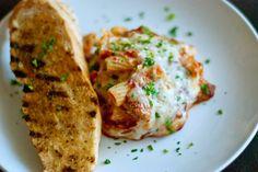 Tonights Dinner: Baked ziti with sweet Italian sausage recipe