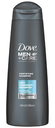 PRODUCT DETAILS : Dove Men+Care Anti Dandruff Fortifying Shampoo is best for men who are concerned with flaking. Dove Men+Care Anti Dandruff Shampoo, infused with caffeine, is developed with pyrithione [ ]