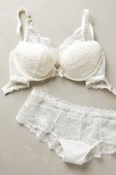The best-ever bridal lingerie in honor of the Victoria's Secret Fashion Show: http://www.stylemepretty.com/2015/12/08/victorias-secret-fashion-show-bridal-lingerie/