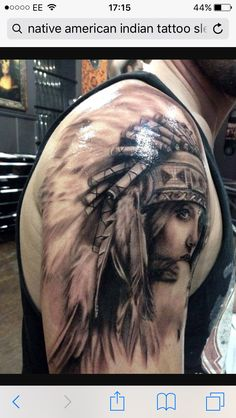 Taino Indian Tattoos - The Timeless Style of Native American Art - Tattoo Shops Near Me Local Directory Indian Headdress Tattoo, Indian Chief Tattoo, Native Indian Tattoos, Native American Tattoos, Native American Girls, Native Girls, Feather Headdress, Tattoo Girls, Wolf Girl Tattoos