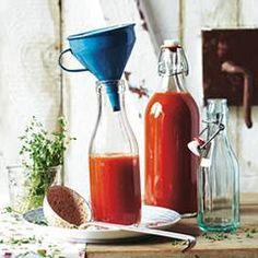 Tomatenketchup selber machen   BRIGITTE.de