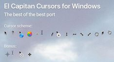 How to download and install Mac Mouse Cursor in Windows 10?