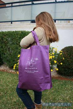 bolsas de tela para comercios, tiendas y empresas