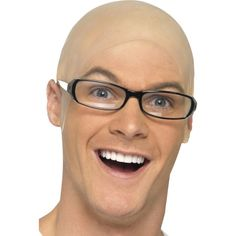 Buy a bald skin head to match your costume in theme parties from the Halloween Spot. The flesh skin head gives a perfect bald look with any costume. Fancy Dress Wigs, Ladies Fancy Dress, Adult Fancy Dress, Skin Head, Hare Krishna, Bald Look, Bald Cap, Hair Tuck, Going Bald