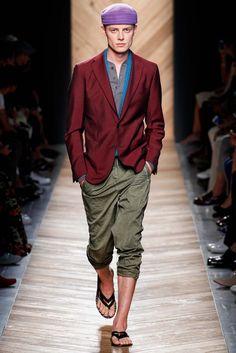 Bottega Veneta Spring 2016 Menswear Fashion Show