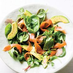 Smoked Trout Salad, Cooking Instructions, Asian Style, Recipe Collection, Main Meals, Caprese Salad, Yummy Food, Delicious Recipes, Food Inspiration