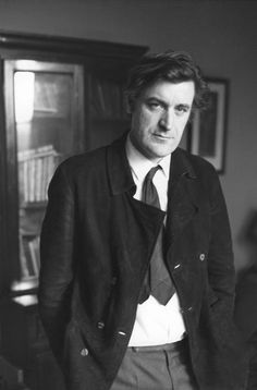 Ted Hugues by Henri Cartier-Bresson Magnum Photos, Candid Photography, Street Photography, Henri Matisse, Henri Cartier Bresson Photos, British Poets, Ted, Ernesto Che Guevara, English Poets