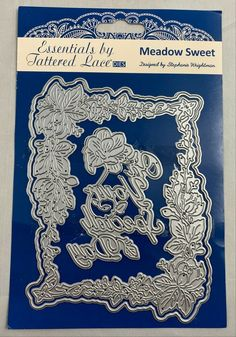 Tattered Lace Cutting Die Meadow Sweet On Your Special Day Foliage Frame ETL449 #TatteredLace Selling On Ebay, Die Cutting, My Ebay, Special Day, Lace, Sweet, Candy, Racing