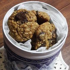 Biscoitos de Melaço e Aveia