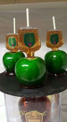 Apple crown candy apples