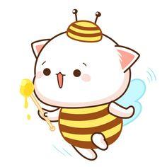 Save = Follow me 💕 Nhi Handsome 🌸 Cute Cartoon Images, Cute Love Cartoons, Cute Cartoon Wallpapers, Sinchan Cartoon, Cute Animal Drawings, Kawaii Drawings, Cute Drawings, Cute Love Gif, Cute Love Pictures