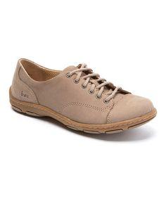 Look what I found on #zulily! Bark Nichele Leather Sneaker #zulilyfinds