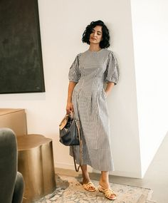 Who What Wear Collection Office Outfits Casual Work Dresses, Dresses For Work, Summer Dresses, Office Fashion Women, Womens Fashion, Modest Fashion, Fashion Outfits, Emo Fashion, Curvy Fashion