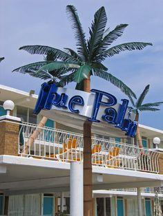 Blue Palms Motel, Wildwood NJ
