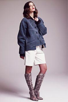 Rebecca Minkoff | Pre-Fall 2013 Collection | Style.com