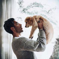 Toni mahfud puppy insta