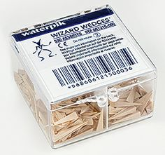 Dental Supplies -Wizard Wedges, Assorted. Small, Large, Slim Jim and Wide 500pk $36.95