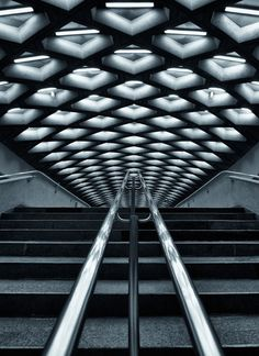 thebeautyoftheplanetearth:  Jarry Metro Station, Montreal by...