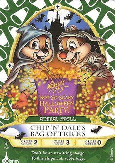 Sorcerers of the Magic Kingdom Card