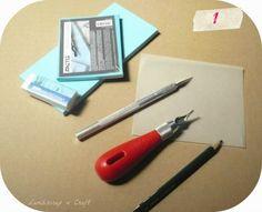Material de carvado de sellos