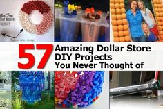 Dollar DIY projects