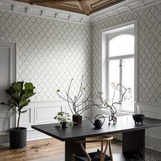 Tapete Murgroena, Col. 8 | Die TapetenAgentur #floral #landhaus  #blümchentapete #