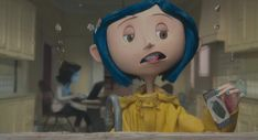 Screencap Gallery for Coraline Bluray, Laika). When Coraline moves to an old house, she feels bored and neglected by her parents.