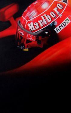 Michael Schumacher 2 by damir-g-martin on deviantART