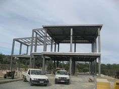 Metal Home Frames | M.Michael Metals Ltd – The leading Metal construction company in Cyprus!