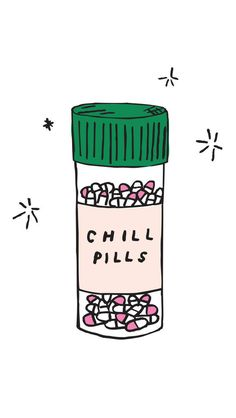 Chill Pills ★ Download more Back to School #iPhone + #Android Wallpapers / Backgrounds at @prettywallpaper