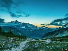 Mt. Shuksan -by harris. From Ramblr trip @ http://rblr.co/KPbL #PNW #Washington #hike #Shuksan