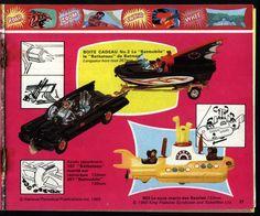 Corgi Batmobile web site