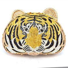8b495ecd5cd4 65 Best Animal Shape Crystal Women Clutches images