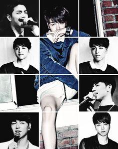 Junhoe for anonymous (Jinhwan, Yunhyeong, Donghyuk, Bobby, Hanbin and Binhwan version).