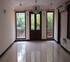 GULMOHAR PARK 4BHK APARTMENT TERRACE 150000 INR For Rent , Residential Apartment with 4 Bedrooms,   in INR 150000.00,   in Gulmohar Park.