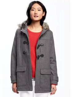 Step outside in style with coats and jackets for women. No matter the weather, Old Navy has got you covered with a selection of jackets and coats. Outerwear Women, Outerwear Jackets, Shoes Too Big, Big And Tall Outfits, Clothing Items, Tall Clothing, Tall Guys, Tall Women, Autumn Winter Fashion