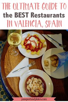 After spending the a couple of months living and eating in Valencia, I've rounded up my favorites into this guide to the best restaurants in Valencia, Spain. If you're planning on visiting Valencia, don't miss these foodie hot spots! | http://passportandplates.com