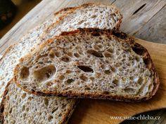 Lněný chléb plný zdraví – Vůně chleba Bread, Food, Brot, Essen, Baking, Meals, Breads, Buns, Yemek