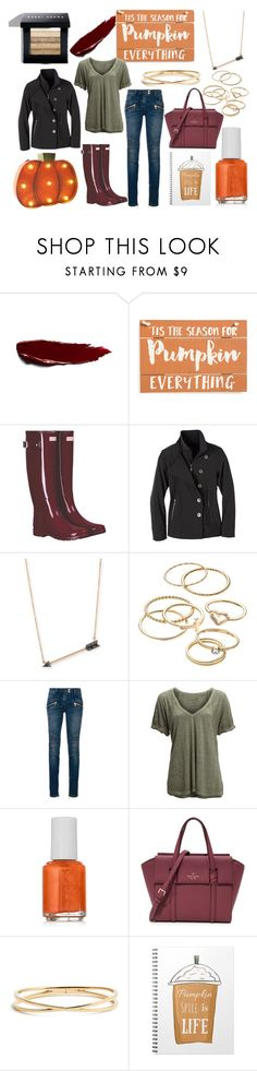 """'Tis The Season"" by rapunzel-ii ❤ liked on Polyvore featuring Hunter, prAna, Sydney Evan, LC Lauren Conrad, Balmain, Essie, Kate Spade, Nadri and Bobbi Brown Cosmetics"