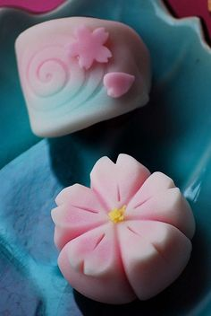 Japanese sweets cherry blossom