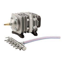 400 Gph Aquarium/ Hydroponic/ Fish Tank Pet Supplies Uniclife Ul400 Submersible Water Pump Pumps (water)