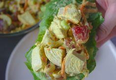 Sałatka curry z kurczakiem | Słodkie Gotowanie Sprouts, Potato Salad, Potatoes, Vegetables, Ethnic Recipes, Food, Drinks, Photography, Drinking