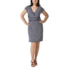 navy and grey stripes love it!