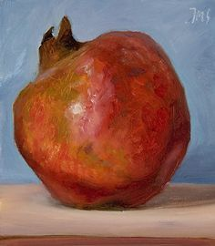 Pomegranate. By Julian Merrow Smith