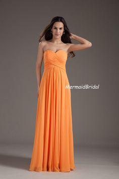 Chiffon Bridemaid dress