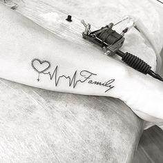 Tattoo Ideen Pferd 59 Ideas For 2019 - - Mommy Tattoos, Mom Daughter Tattoos, Family Tattoos, Tattoos For Daughters, Sister Tattoos, Couple Tattoos, Body Art Tattoos, New Tattoos, Unique Tattoos