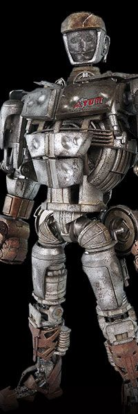 Sideshow Collectibles is proud to present, from ThreeA Toys, the Atom REAL STEEL Sixth Scale figure. Mr Roboto, Box Robot, Nostalgia Art, Real Steel, Crazy Kids, Robot Design, Batman Vs Superman, Film Books, Sideshow Collectibles