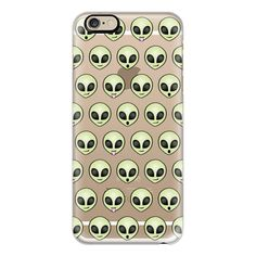 iPhone 6 Plus/6/5/5s/5c Case - ALIENS (52 CAD) ❤ liked on Polyvore featuring accessories, tech accessories, iphone case, slim iphone case, iphone cover case and apple iphone cases