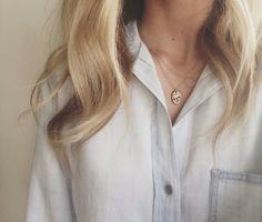 Christina Nicole Mountain Range Necklace